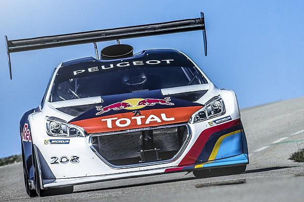 Hillclimb Son dakika Loeb, Pikes Peak Peugeot 208T16 ile tekrar yarışacak