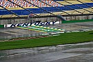 NASCAR XFINITY NASCAR Xfinity race postponed due to severe weather