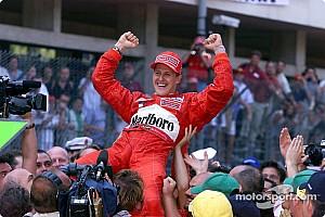 Формула 1 Важливі новини Міхаель Шумахер включений до Зали слави німецького спорту