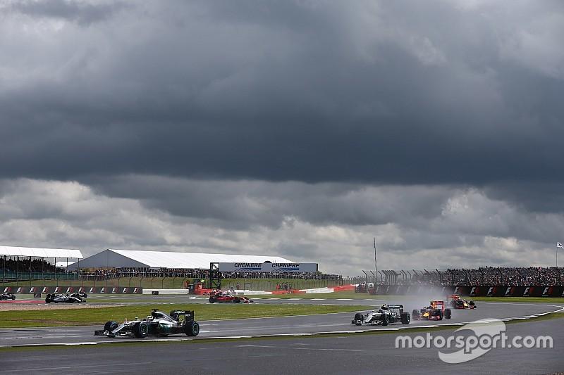 Así estará el clima para el GP de Gran Bretaña