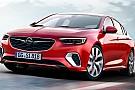 Automotivo Opel Insignia traz de volta a sigla GSi