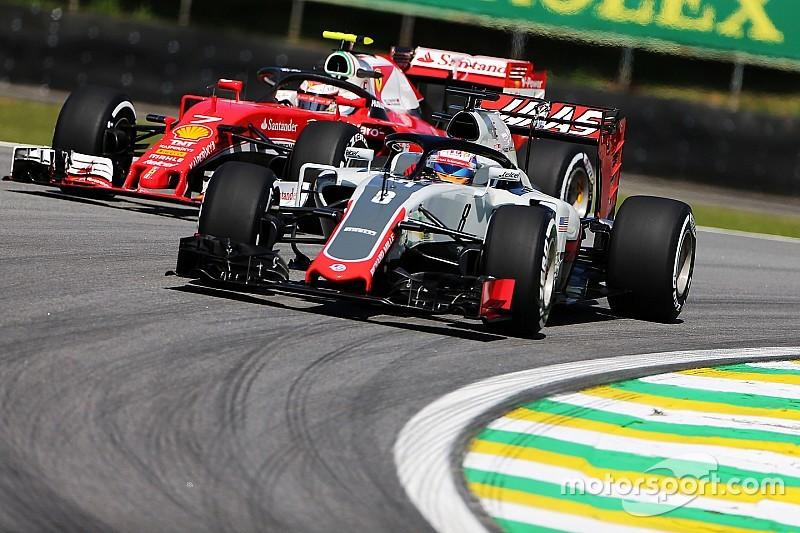 "FIA坚决在2018年启用""光环"""
