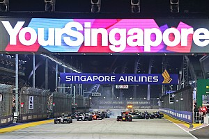 Formule 1 Nieuws Toekomst GP van Singapore lijkt veilig: