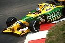 El coche en que Schumacher ganó su primera victoria volverá a la pista