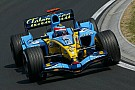 Alonso félicite Renault à l'occasion des 40 ans de ses débuts en F1
