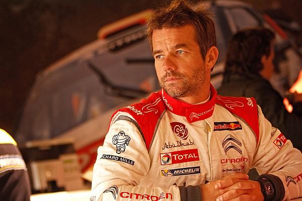 Льоб повертається у WRC для тестів