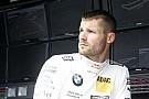 Бывший чемпион DTM Томчик прокатился на машине Ф1