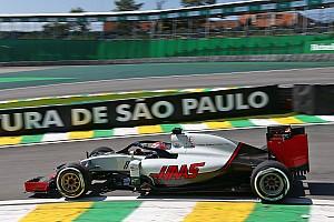 Formule 1 Interview Grosjean : L'arrivée du Halo,