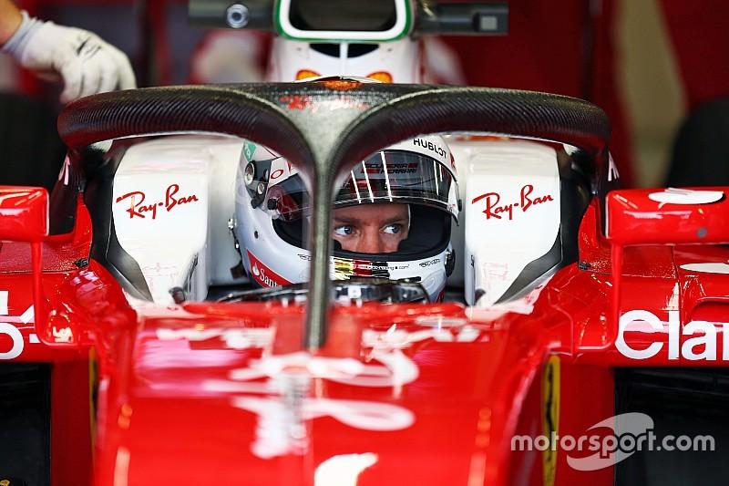 """Rechazar el Halo hubiera sido """"ignorante y estúpido"""", dice Vettel"""
