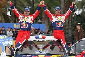 WRC Últimas notícias Citroën não descarta retorno de Loeb ao Mundial de Rali