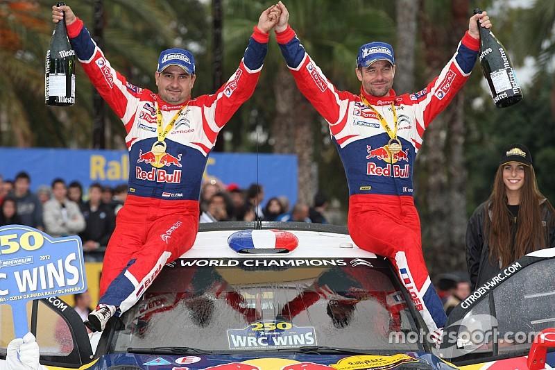 Citroën não descarta retorno de Loeb ao Mundial de Rali