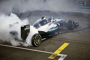 El auto campeón de Rosberg irá al museo de Mercedes
