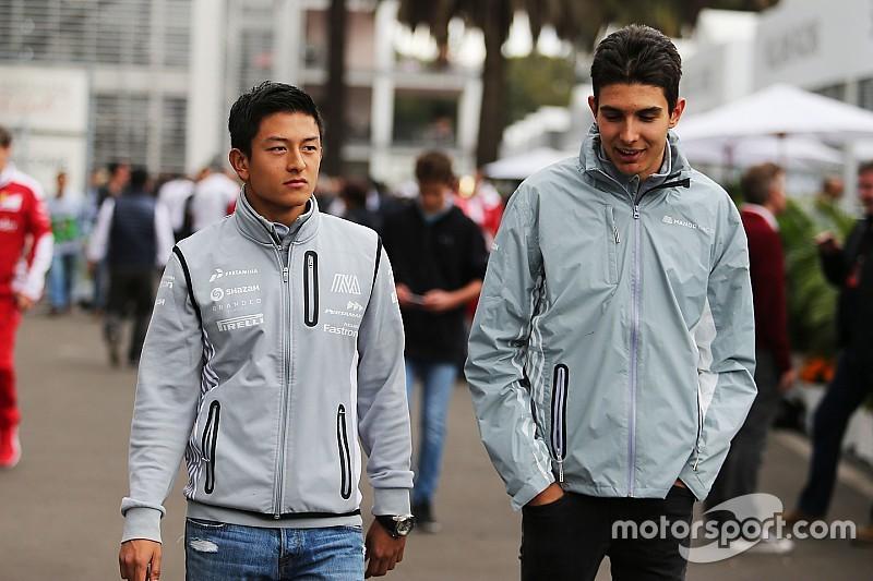 Ocon tak yakin masuk F1 jika Rio Haryanto bertahan