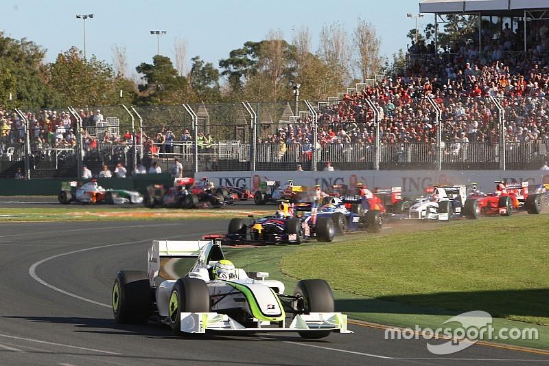 La F1 no necesita volver a los V8 para ser emocionante, dicen Wolff y Brawn