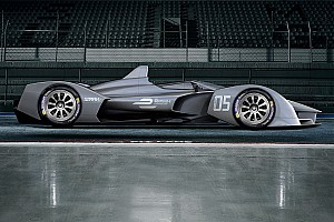 Formel E News Lucas di Grassi: Formel-E-Auto sollte nicht aussehen wie F1-Auto