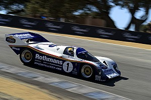 Vintage Breaking news Porsche reveals date for Rennsport Reunion VI