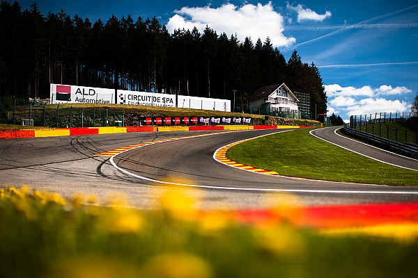 Stop/Go Livefeed Spa-Francorchamps: