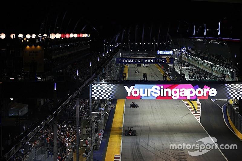 F1考虑增加亚洲的街道赛