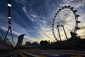Формула 1 Прев'ю Гран Прі Сінгапуру: світло, як вдень