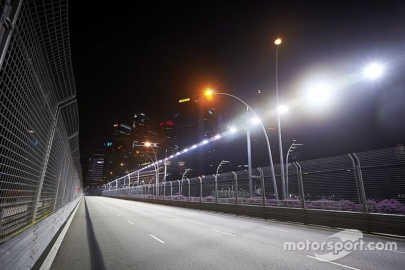 Ez nagyon kemény: fékek és Szingapúr