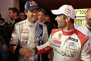 WRC Nieuws Citroën: Mogelijke reünie Loeb en Ogier zorgt niet voor problemen