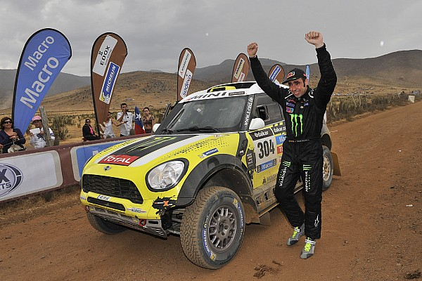 Dakar Breaking news Roma rejoins Mini from Toyota for Dakar 2018