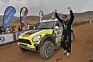 Dakar Roma rejoins Mini from Toyota for Dakar 2018
