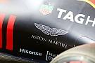 Aston Martin sera le sponsor titre de Red Bull en 2018