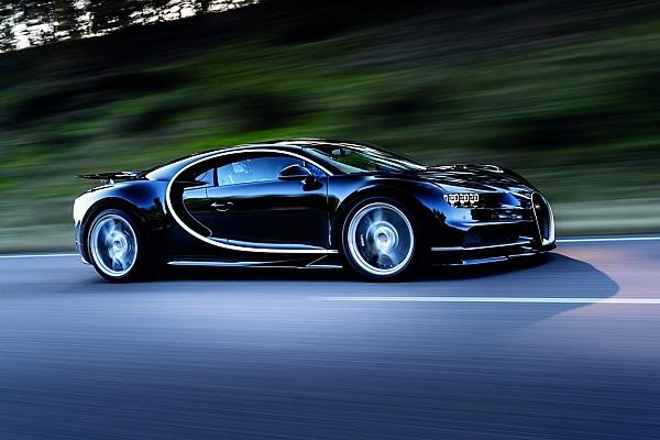 Auto Actualités Bugatti songera à remplacer la Chiron en 2019