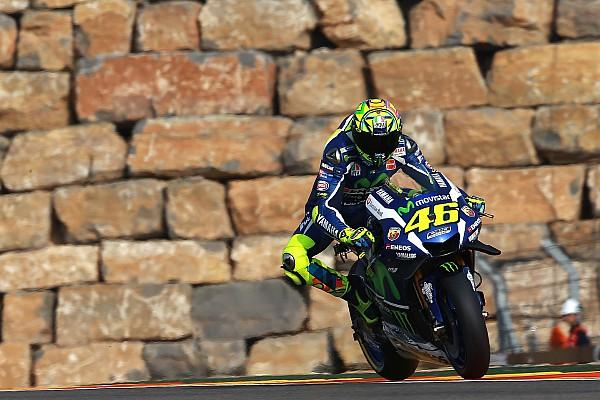 """MotoGP Noticias de última hora Rossi: """"La respuesta real de mi pierna la tendremos tras el FP1"""""""