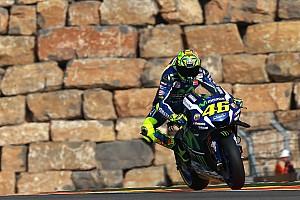 """Rossi: """"La respuesta real de mi pierna la tendremos tras el FP1"""""""
