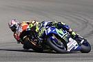 Galería: Rossi exhibe coraje en un circuito donde nunca ganó