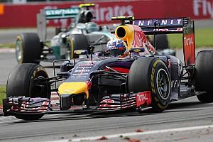 Ricciardo prête la RB10 de sa première victoire à un musée