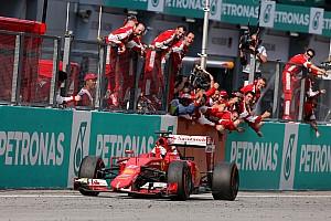 Fórmula 1 Conteúdo especial Vettel domina retrospecto em Sepang; veja últimos vencedores