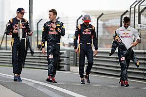 F1 Artículo especial Red Bull y los cambios de pilotos que siempre dan que hablar