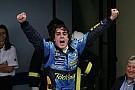 Egy igazi V10-es klasszikus: Alonso startja Malajziából