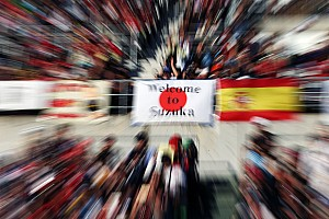 F1 Vista previa Los horarios para el GP de Japón