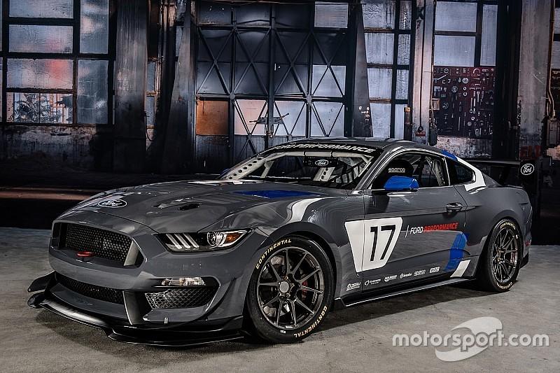 La Mustang GT4 invitée vedette de la finale du GT FFSA au Castellet
