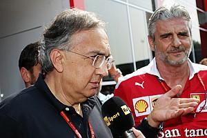 F1 Noticias de última hora Vettel: Las críticas de Marchionne se ven exageradas en la prensa