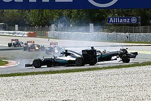 Formel 1 News Niki Lauda: Mercedes drohte Hamilton und Rosberg mit Rauswurf