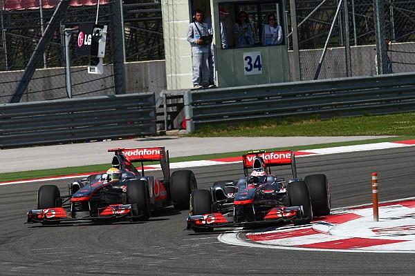 Formula 1 Son dakika Button: Hamilton