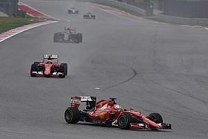 Формула 1 Анонс Гран При США: гонка может начаться на мокром асфальте