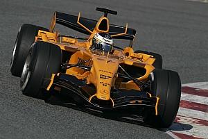 McLaren pourrait avoir une livrée orange