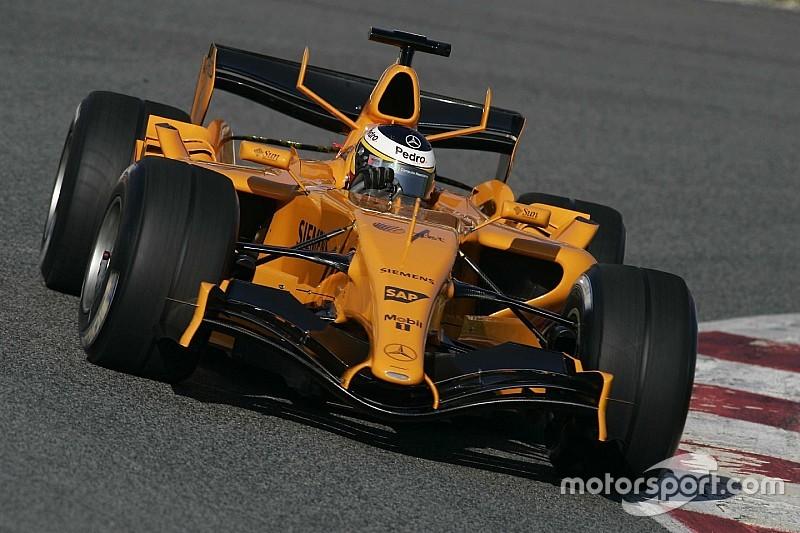 """McLaren pourrait avoir une livrée orange """"papaye"""" en 2018"""