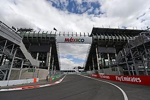 Fórmula 1 Previo Los horarios para el GP de México