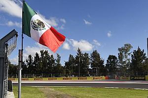 Fórmula 1 Previo Las temperaturas y clima que se esperan en el GP de México 2017 de F1