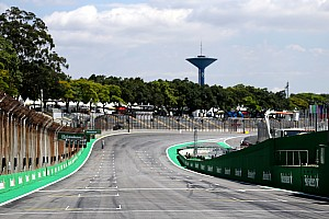 F1 Vista previa Los horarios para el GP de Brasil