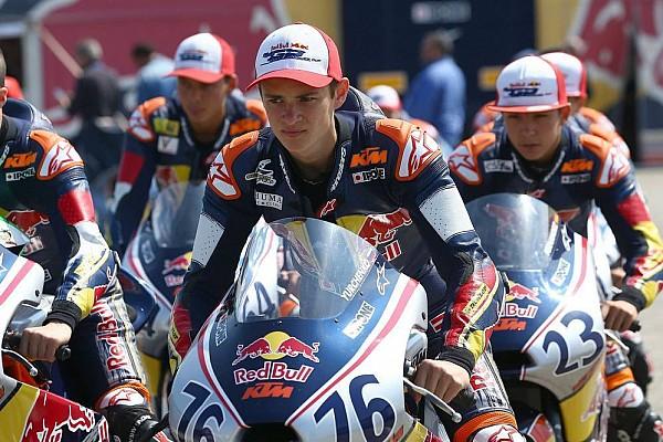 Юрченко включили в заявочный лист Moto3 на сезон-2018
