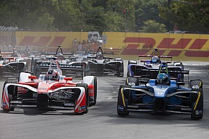 La Formula E sceglie Motorsport.com come media partner digitale ufficiale