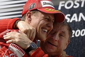 Formula 1 Breaking news Buka Hall of Fame FIA, Jean Todt:
